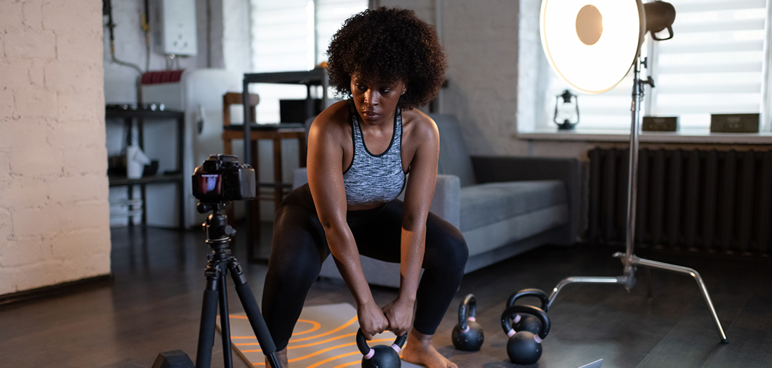 5 Tips for Creating a Quality Virtual Fitness Studio