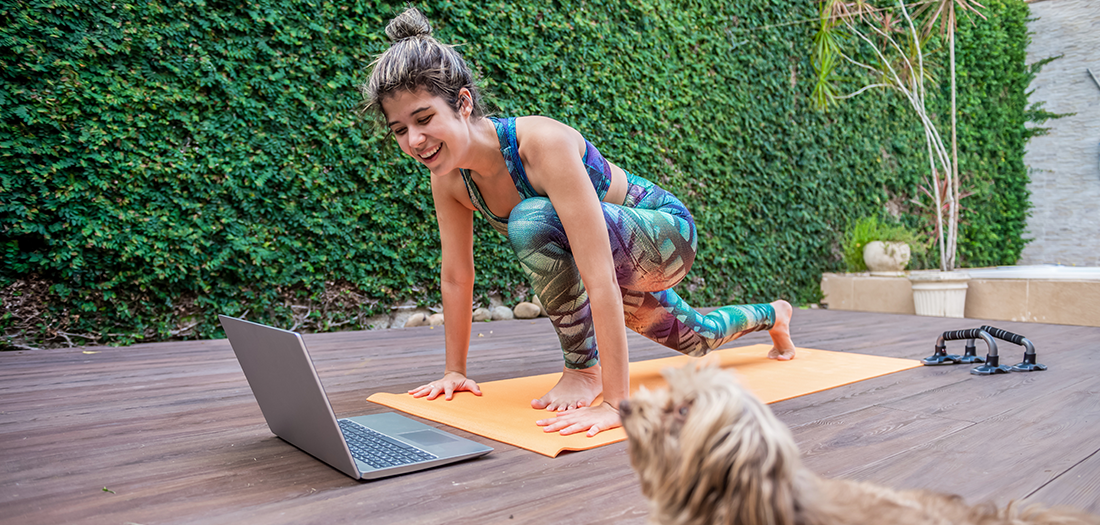 Tools for Delivering Virtual Group Fitness Experiences