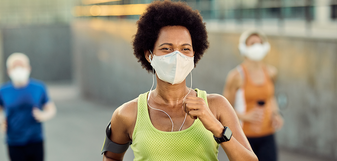 Exercise and Face Coverings: What Does the Research Say?