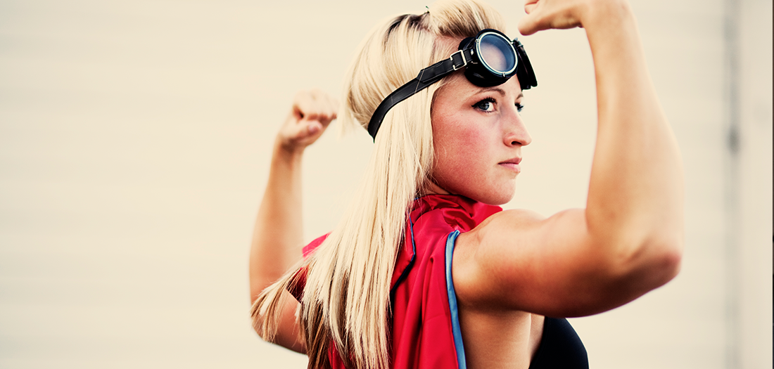 Get Ready for Halloween with This Superhero-inspired Workout