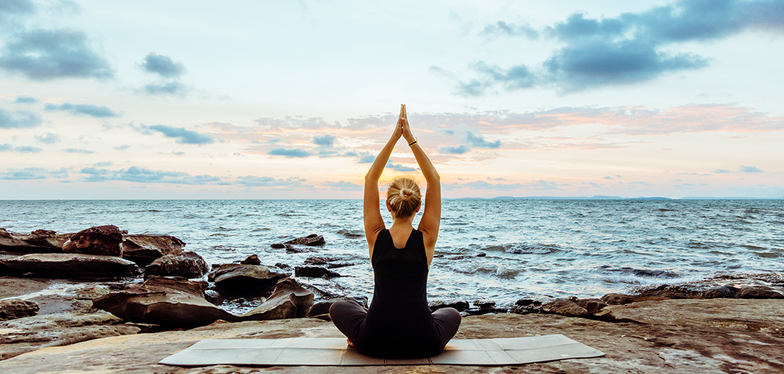 A Yoga Routine to Energize Your Morning (No Coffee Needed)