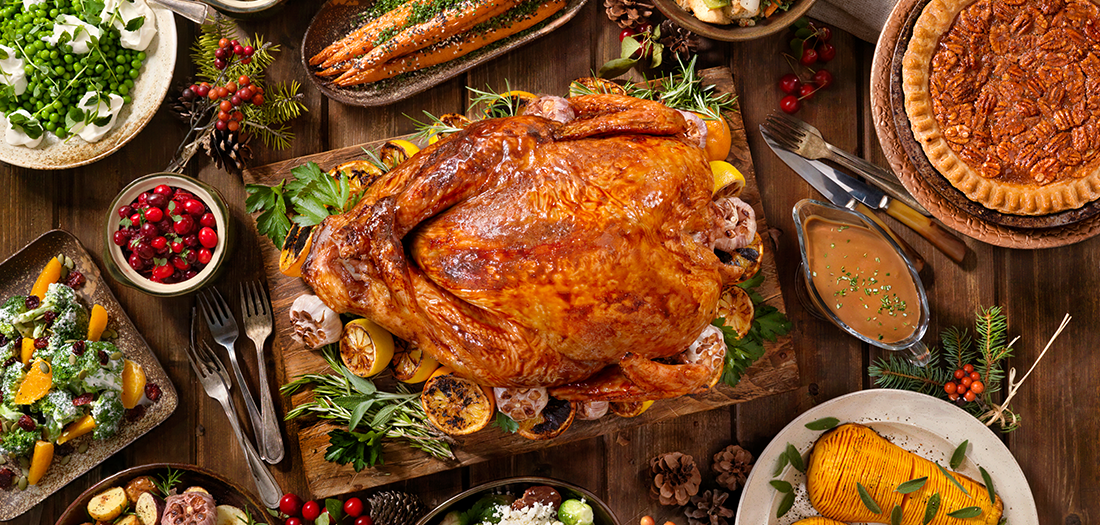 3 Tips to Help You Stick to Your Health and Wellness Goals on Thanksgiving 2020