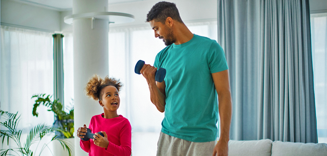 Fun At-Home Workouts for Kids