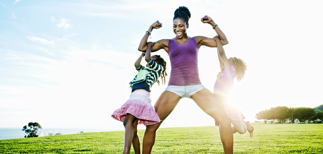 At-Home Exercise Routines for Busy Parents