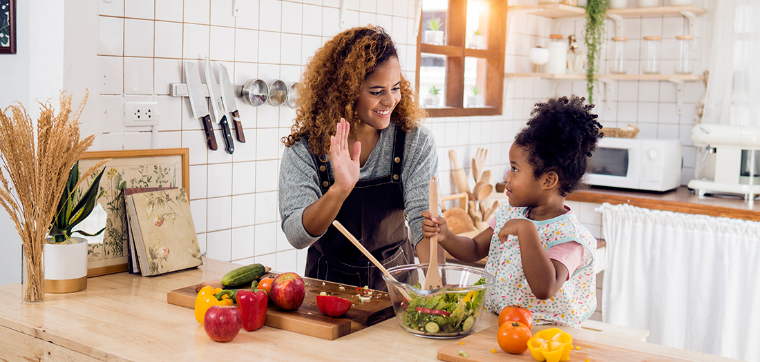 Ideas For Starting National Nutrition Month Off Right