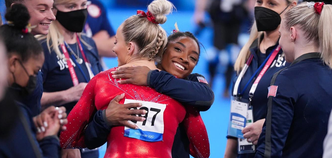 Simone Biles' Olympic Decision: Why it's Important to Health and Exercise Professionals