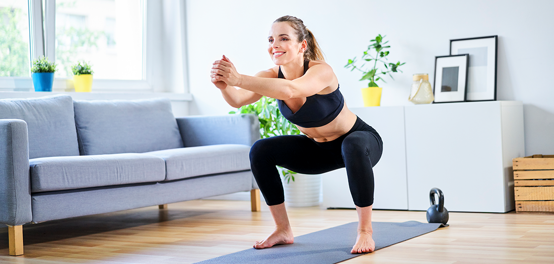 A Guide to At-home Workouts for Beginners