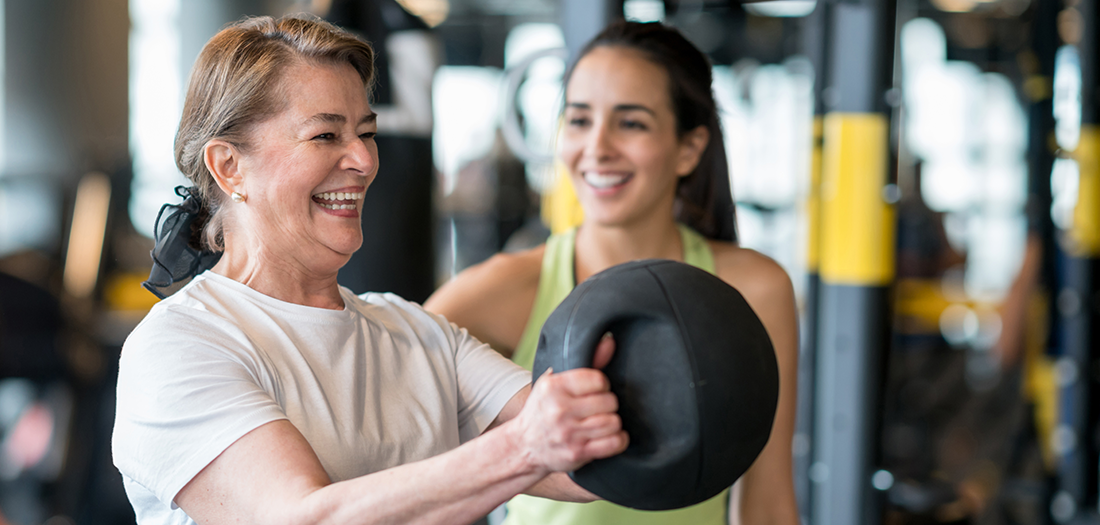 It's Not About Physical Fitness – It's About Life Fitness
