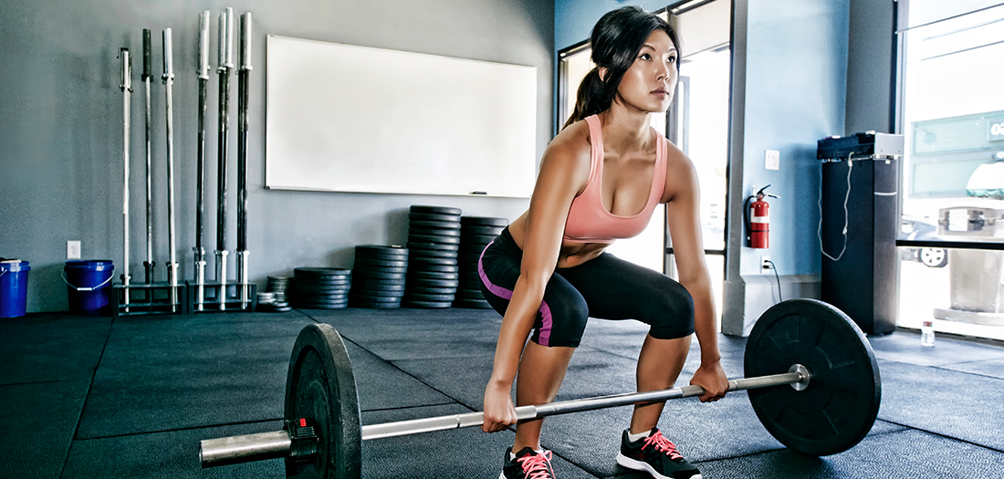 A Woman's Guide to Weightlifting