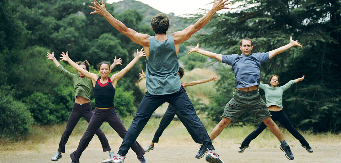 Stay Fit With These Safe, Socially Distanced Outdoor Workout Circuits