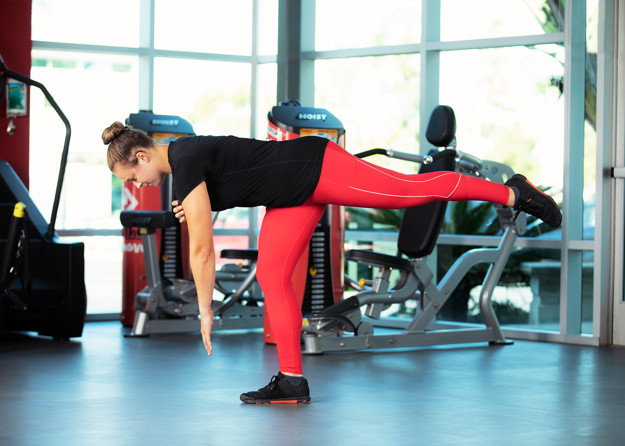7 New Moves to Challenge Your Glutes and Hamstrings