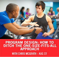 Program Design for the Average Client | Chris McGrath | Expert Articles | 8/10/2012