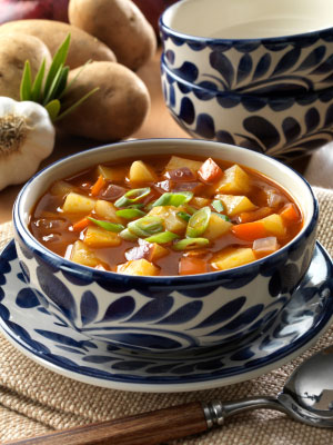 healthy eating soup