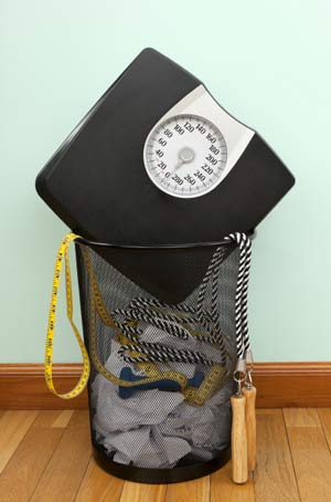 Why is it so hard to lost the last 10 pounds?