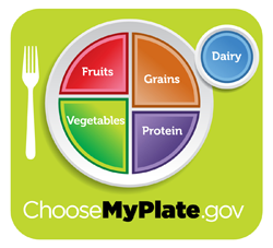 MyPlate Portions