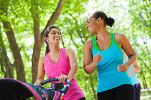 Fitness for Mom at Any Stage