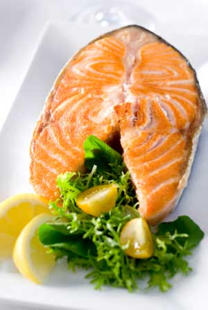 Salmon Protein - Will eating more protein help me get stronger?