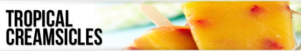 Tropical Creamsicles