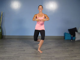 ballet curtsy lunge pose