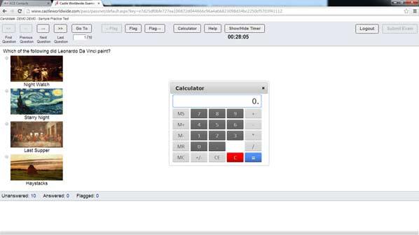 Calculator Function