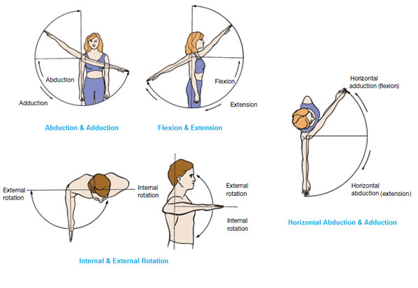 Arm movement