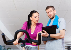 personal trainer communication