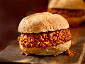 Kickstart Your Summer With These Kid-Friendly (and Healthy!) Sloppy Joe Sandwiches