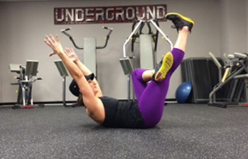 Supercharge the Ab Crunch