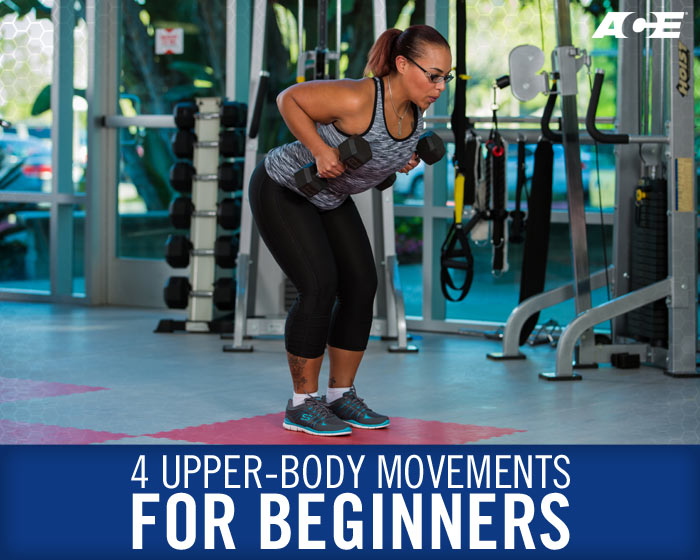 4 Upper-body Movements for Beginners
