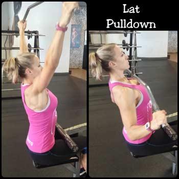Lat Pulldown