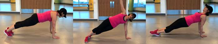 Rolling Push-up