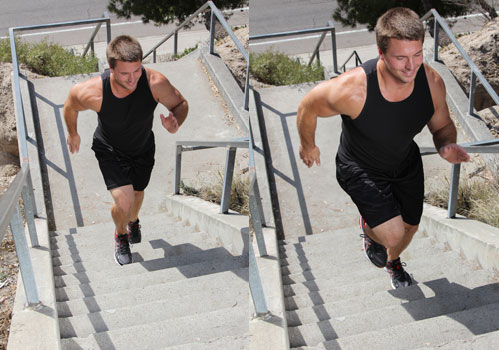 Try This High-Intensity Stair-Climbing Workout