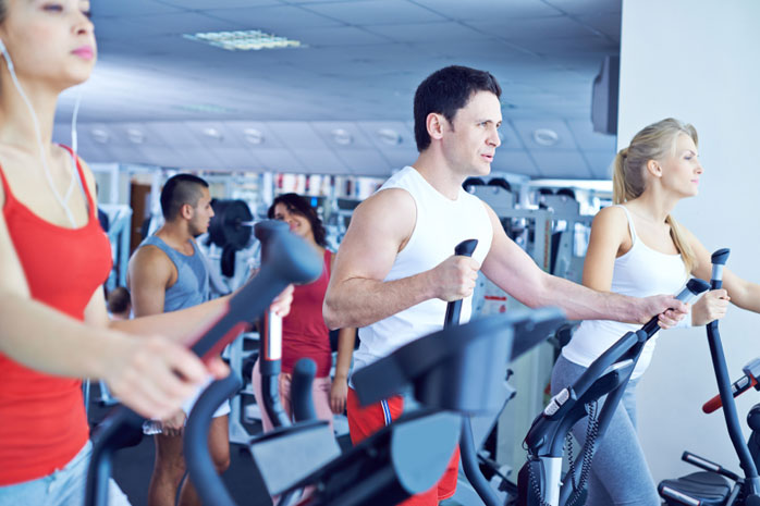 Try This HIIT Workout on the Elliptical Trainer