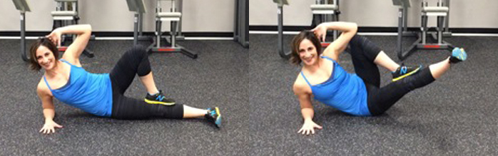 Weighted Inner Thigh Lift