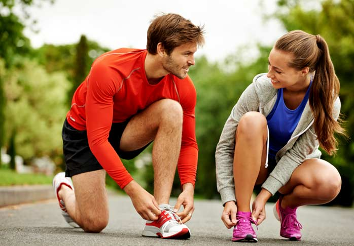 Love Means Exercising, Too