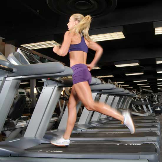 Treadmill Interval Workout: Try This Fat-Blasting Workout