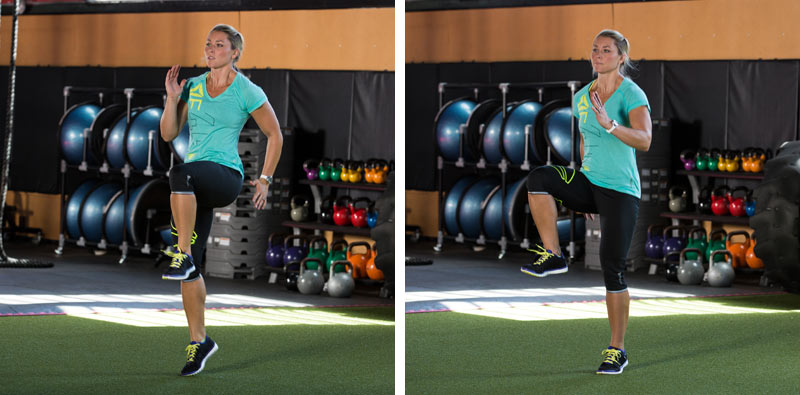 Rev up Your Cardio With This 15-Minute Drill