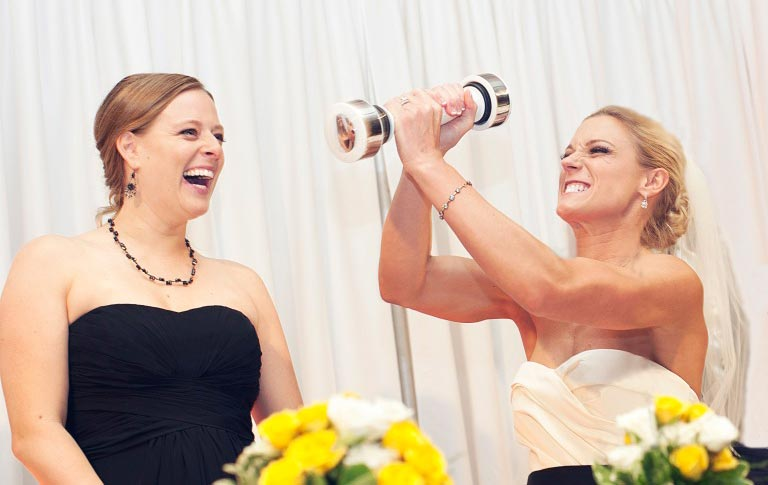 Everything You Need to Look and Feel Great on Your Wedding Day
