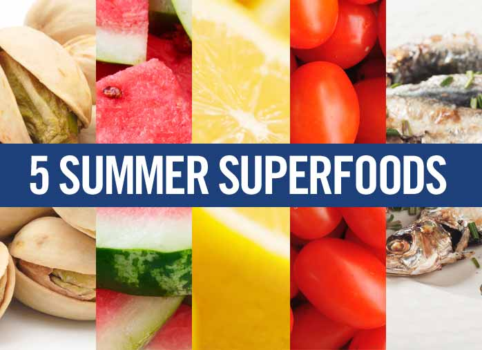 5 Summer Superfoods
