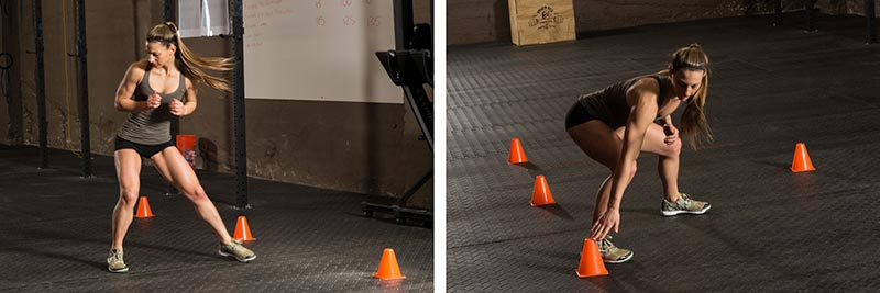 Cone Drills