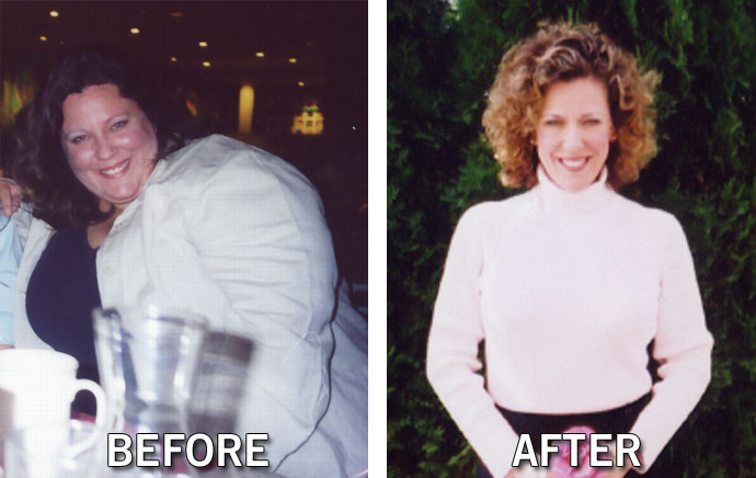Gina Crome weight loss