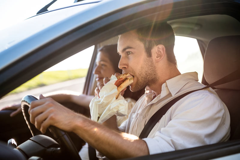 How to Become A Healthy Road Warrior