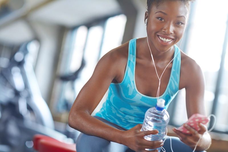 The Two Most Important Things You Can Do Before a Workout