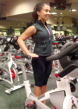 ace fit  fit life  indoor cycling the breakdown on bike