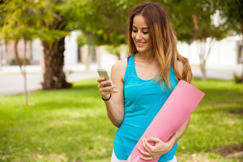 5 Apps to Help You Stay Active While You're Traveling
