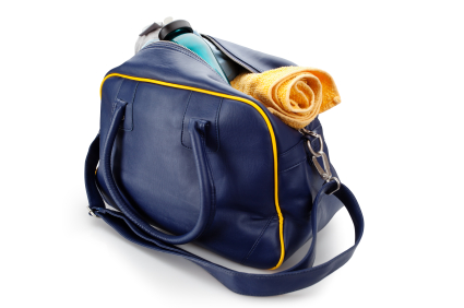 What's in a Trainer's Gym Bag?