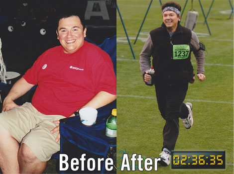 He Cut His Body Fat in Half and Now Coaches Others To Weight-loss Success