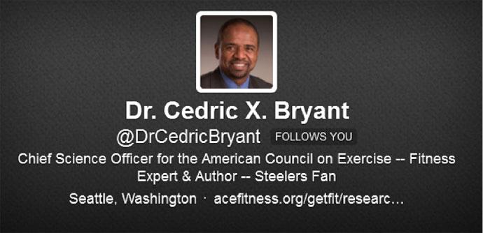 Dr. Cedric Bryant