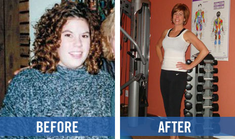 She Beat Bulimia, Lost 60 Pounds and Has Kept It Off For 15 Years