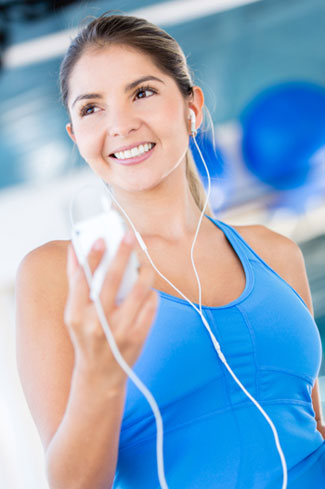 Music Matters When it Comes to Strength Training